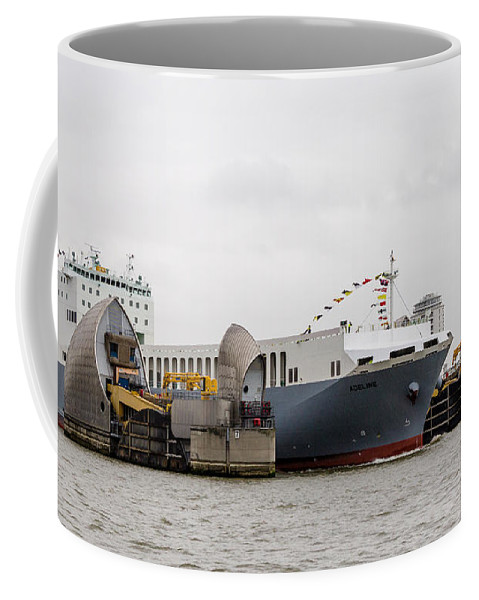 Cldn Coffee Mug featuring the photograph Ms Adeline by Dawn OConnor