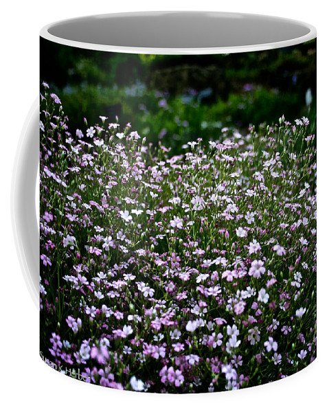 Plant Coffee Mug featuring the photograph Natural Carpet by Susan Herber