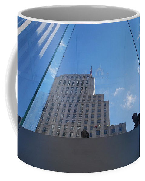Johnpowell Coffee Mug featuring the photograph New York by John Powell