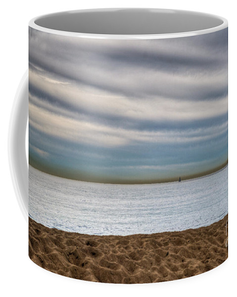 Los Angeles Coffee Mug featuring the photograph Newport Beach by Diego Re