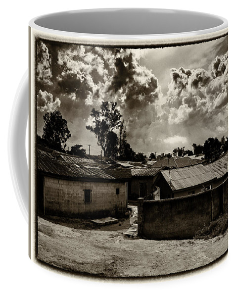 Nigeria Coffee Mug featuring the photograph Nigerian Suburb by Hakon Soreide