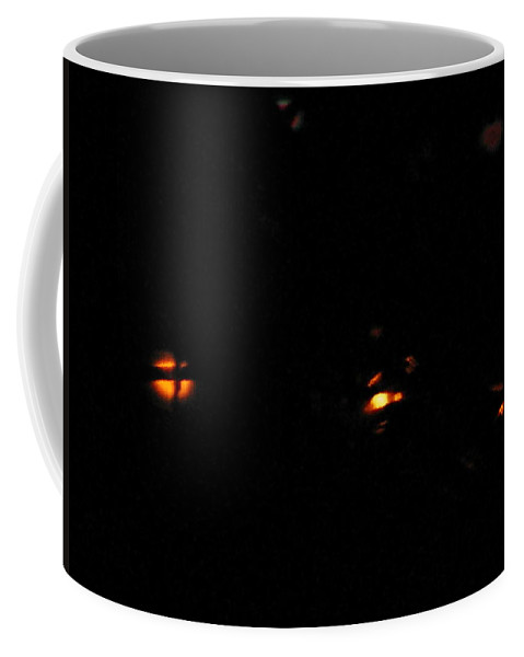 Sviatoslav Coffee Mug featuring the photograph Night Dog by Sviatoslav Alexakhin
