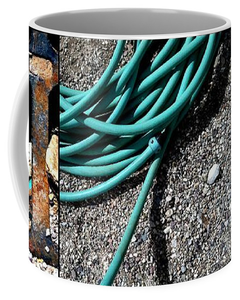 Tucson Coffee Mug featuring the photograph Not A Mirage Too by Marlene Burns