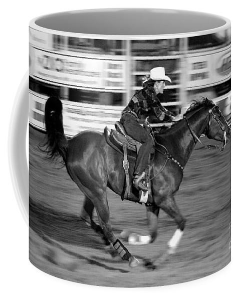 Photograph Coffee Mug featuring the photograph On The Run by Vicki Pelham