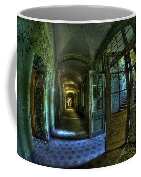 Surreal Coffee Mug featuring the photograph Open by Nathan Wright
