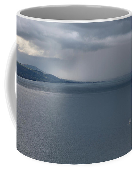 Sea Coffee Mug featuring the photograph Open Water by Mal Bray