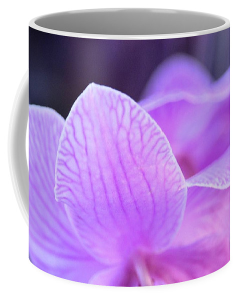 Orchid Pink Coffee Mug featuring the photograph Orchid Pink by Maria Urso