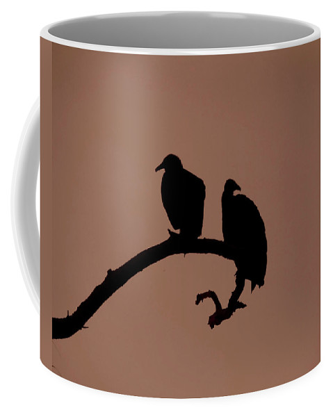 Nature Coffee Mug featuring the photograph Out On A Limb by Peg Urban