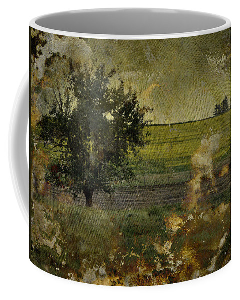 Jerry Cordeiro Photographs Photographs Photographs Coffee Mug featuring the photograph Painted Plains by The Artist Project