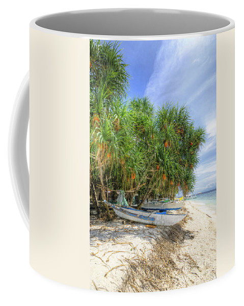 Yhun Suarez Coffee Mug featuring the photograph Paradise Lost by Yhun Suarez