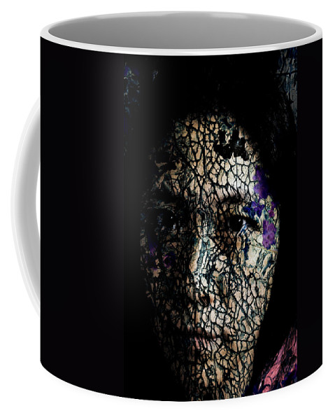Parched Coffee Mug featuring the painting Parched by Christopher Gaston