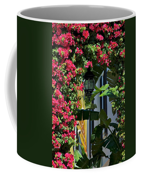 5th Avenue Coffee Mug featuring the photograph Passage by Joseph Yarbrough