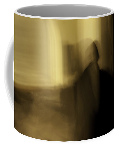 Halloween Coffee Mug featuring the photograph Passing Through by Rebecca Akporiaye