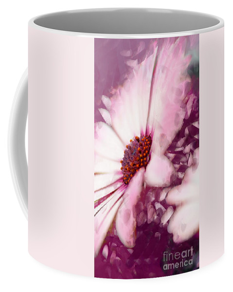 Triptych Coffee Mug featuring the photograph Passion Triptych 11 by Betty LaRue