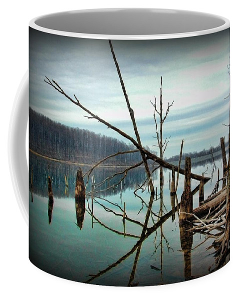 Paul Ward Coffee Mug featuring the photograph Path To Enlightment by Paul Ward