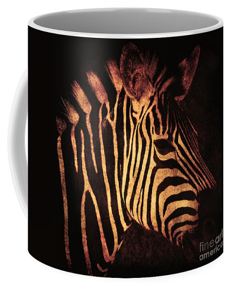 Africa Coffee Mug featuring the photograph Placidity by Andrew Paranavitana