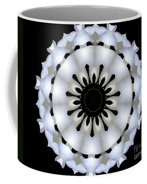 Digital Design Coffee Mug featuring the photograph Plumeria 4 by Mark Gilman