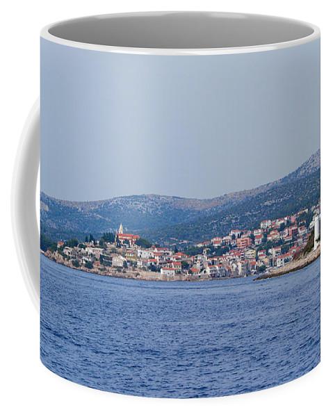 2012 Coffee Mug featuring the photograph Primosten by Jouko Lehto