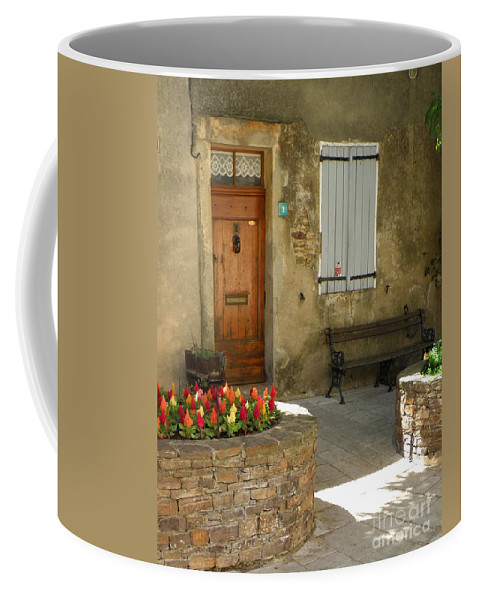 House Coffee Mug featuring the photograph Provence House 2 by Lainie Wrightson