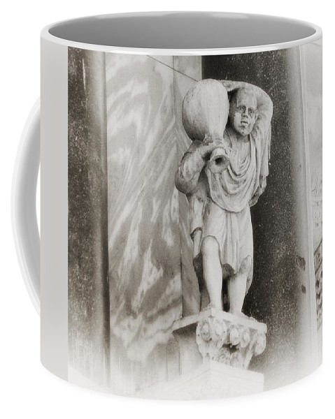 Quasimodo Coffee Mug featuring the photograph Quasimodo by Bill Cannon