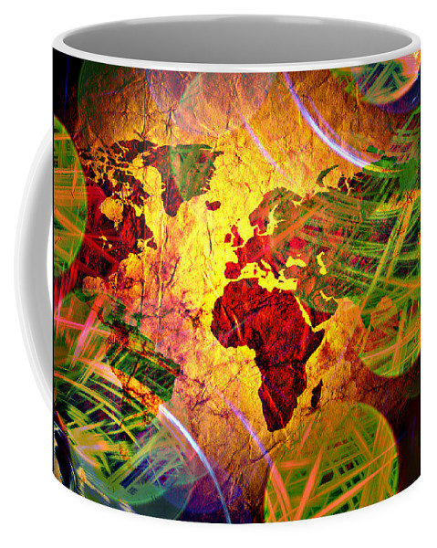 Popular Keywordsthe Keywords Coffee Mug featuring the photograph Races Of Race by The Artist Project