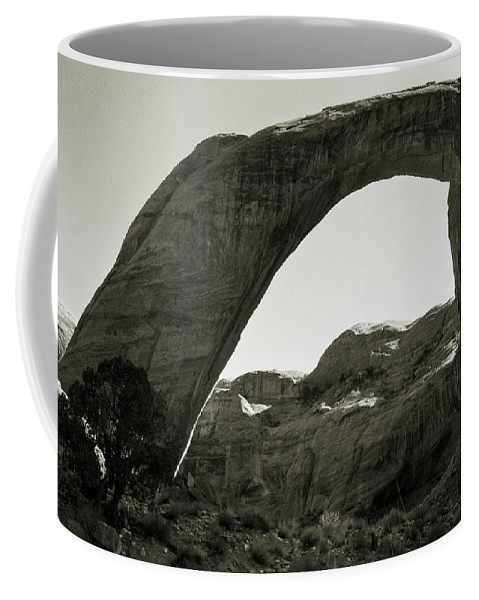 Aurica Voss Coffee Mug featuring the photograph Rainbow by Aurica Voss