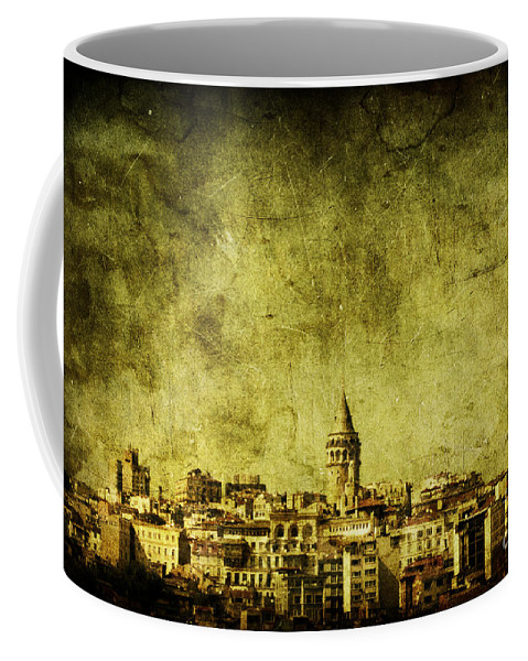 Istanbul Coffee Mug featuring the photograph Recollection by Andrew Paranavitana