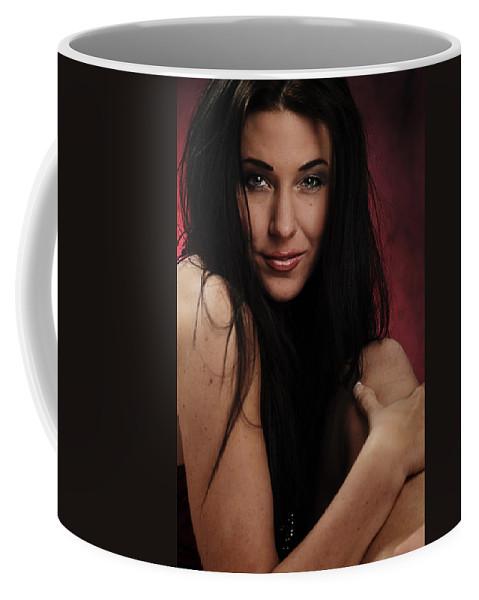 Model Coffee Mug featuring the photograph Red IIi by Rick Berk