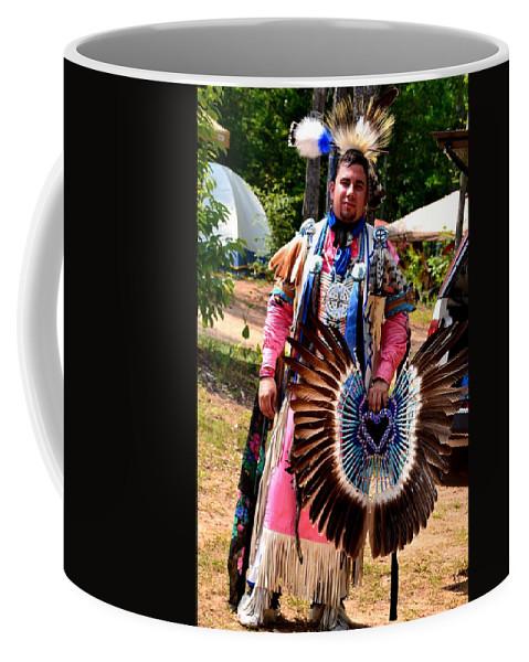Regalia Coffee Mug featuring the photograph Regalia by Maria Urso