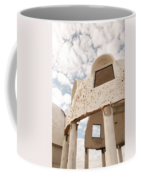 Cape Ramano Coffee Mug featuring the photograph Room With A View by Christine Stonebridge