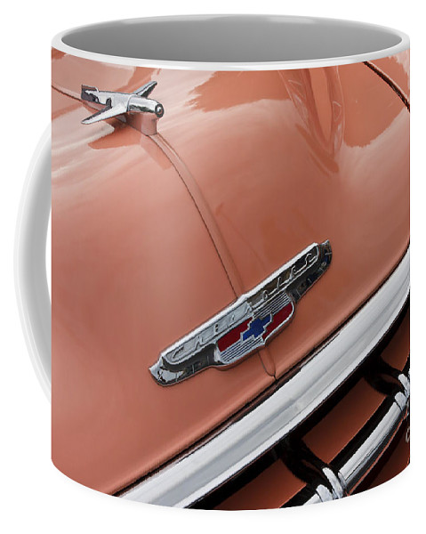 Classic Automobile Coffee Mug featuring the photograph Rosy 52 by Dennis Hedberg