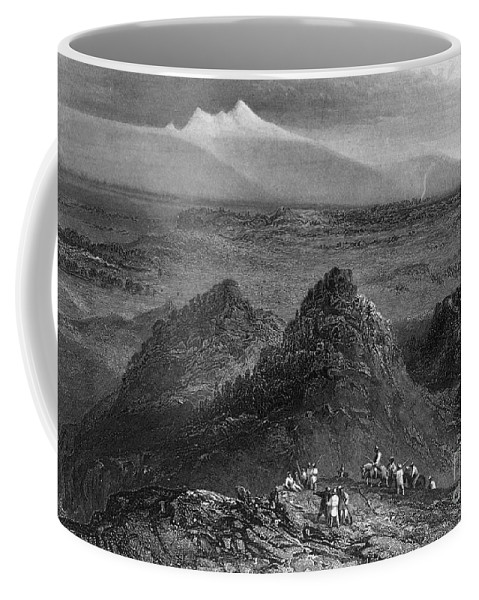 1846 Coffee Mug featuring the photograph Sacramento Valley, C1846 by Granger