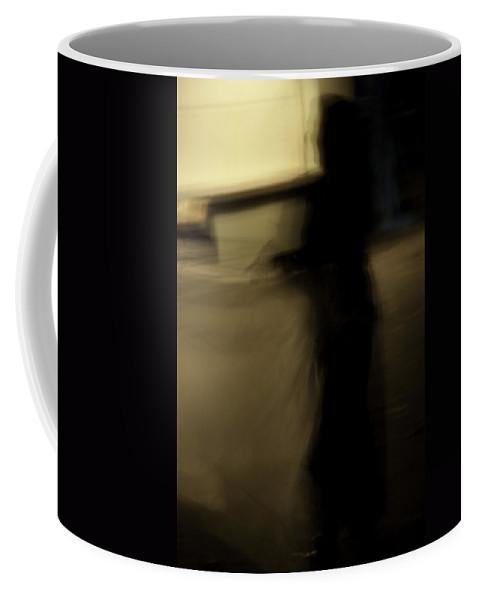 Halloween Coffee Mug featuring the photograph Sacred Dance by Rebecca Akporiaye