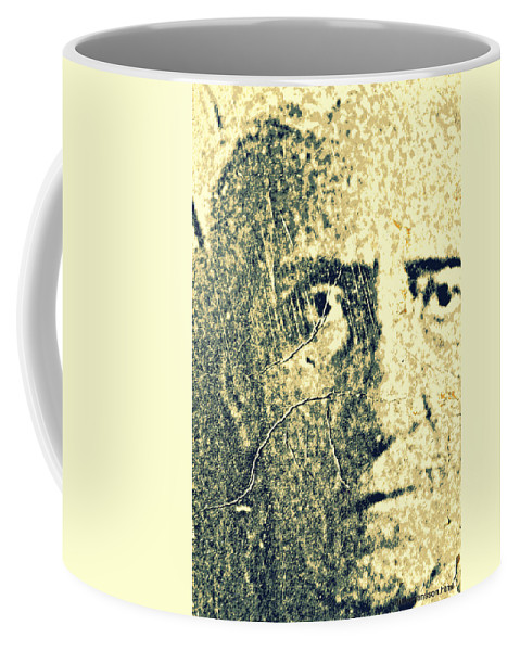 Great Grandmother Coffee Mug featuring the photograph Salt Of The Earth by Diane montana Jansson