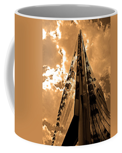 Europa Coffee Mug featuring the photograph Sanofi - Aventis Berlin by Juergen Weiss