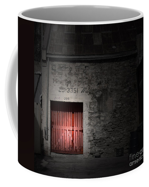 Adelaide Coffee Mug featuring the photograph Search Party by Andrew Paranavitana