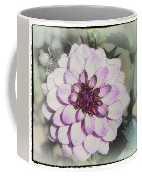 Florals Coffee Mug featuring the photograph Seduction by Linda Dunn