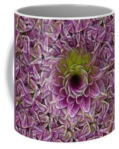 Photo Coffee Mug featuring the digital art Serenity by Rhonda Barrett