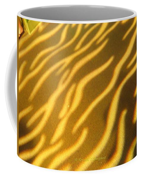 Elongated Shadows Coffee Mug featuring the photograph Shadow Light by Sonali Gangane