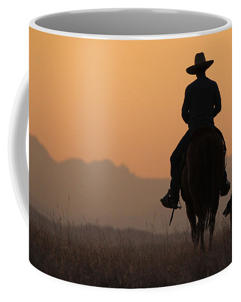 California Coffee Mug featuring the photograph Silent Words Spoken by Diane Bohna