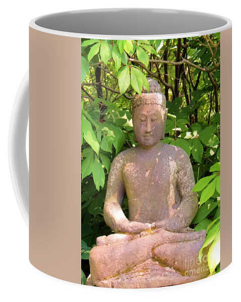 Nature Coffee Mug featuring the photograph Sit For A Spell by Art Dingo