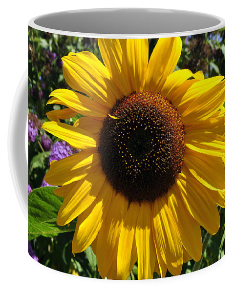 Green Coffee Mug featuring the photograph Smile On Me by Tikvah's Hope