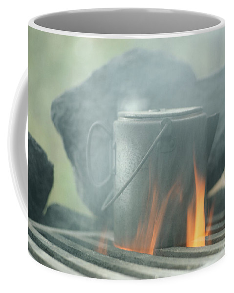 cooks And Cooking Coffee Mug featuring the photograph South Lake by Sam Abell