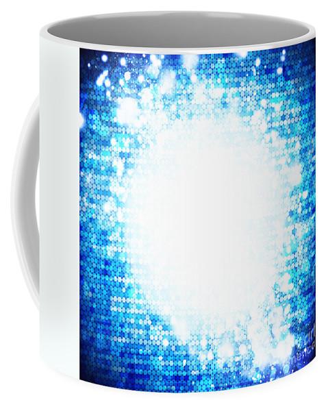 Abstract Coffee Mug featuring the photograph Sphere Energy by Setsiri Silapasuwanchai