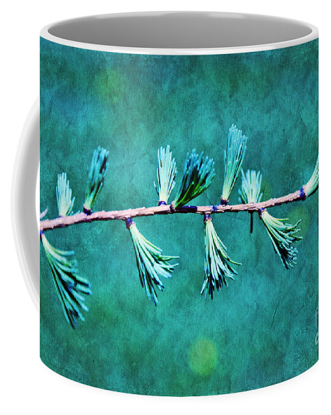 Tree Branch Coffee Mug featuring the photograph Spring Has Sprung by Aimelle