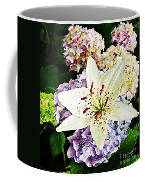 Nature Coffee Mug featuring the photograph Spring Pastels by Chris Berry