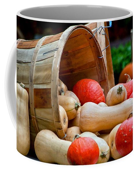 Squash Coffee Mug featuring the photograph Squash by Lauri Novak
