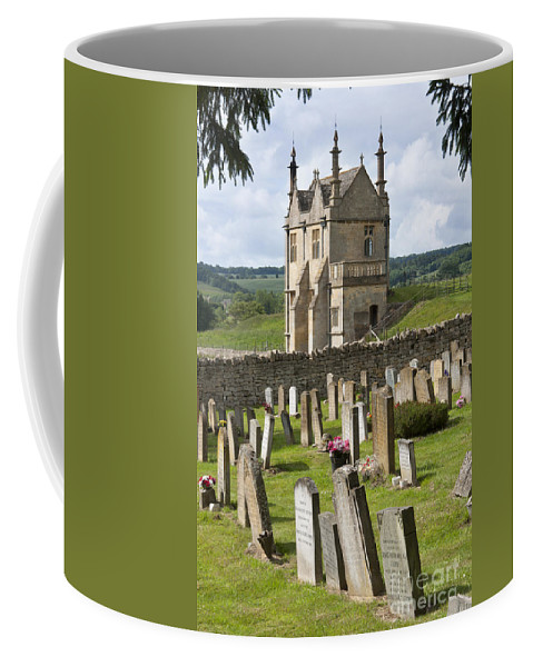 2011 Coffee Mug featuring the photograph St James Church Graveyard by Andrew Michael