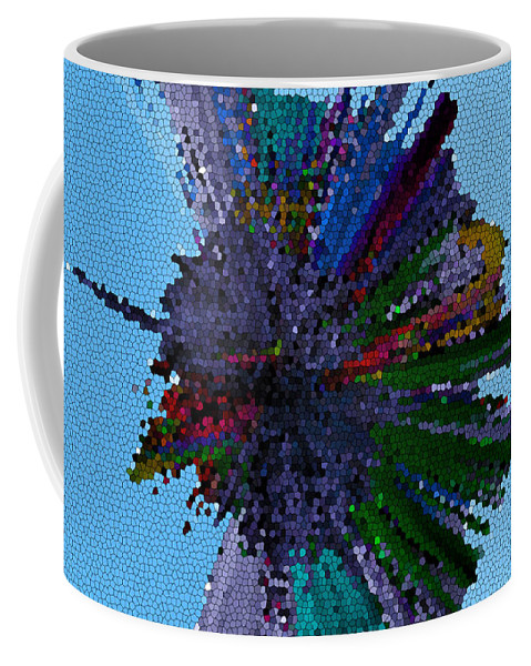 Picasso Art Coffee Mug featuring the photograph Stardust In My Eye by Robert Margetts