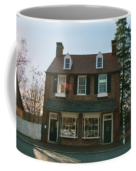 Prints Coffee Mug featuring the photograph Store by Lee Hartsell